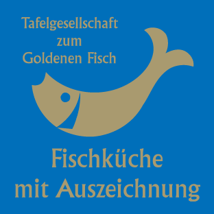 golden fish logo
